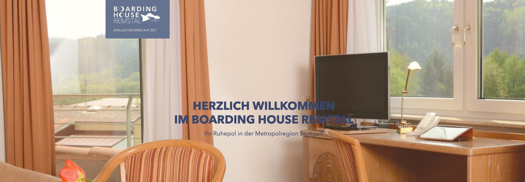 Boarding House Remstal_Header
